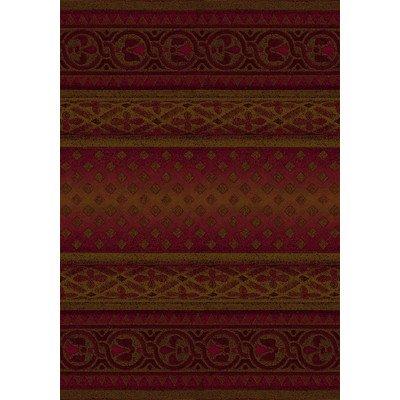 Signature Mohavi Brick Rug Rug Size: Round 7'7
