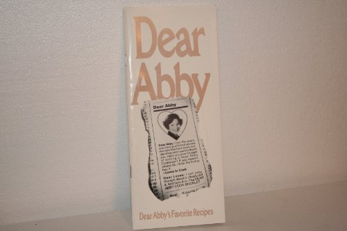 Dear Abby's favorite recipes