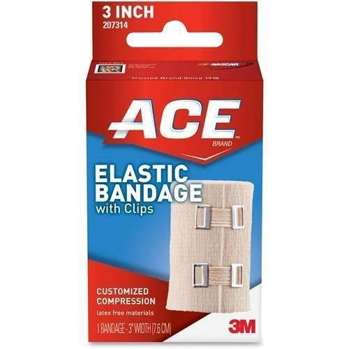 Buy ace elastic bandage with e-z clips, 4