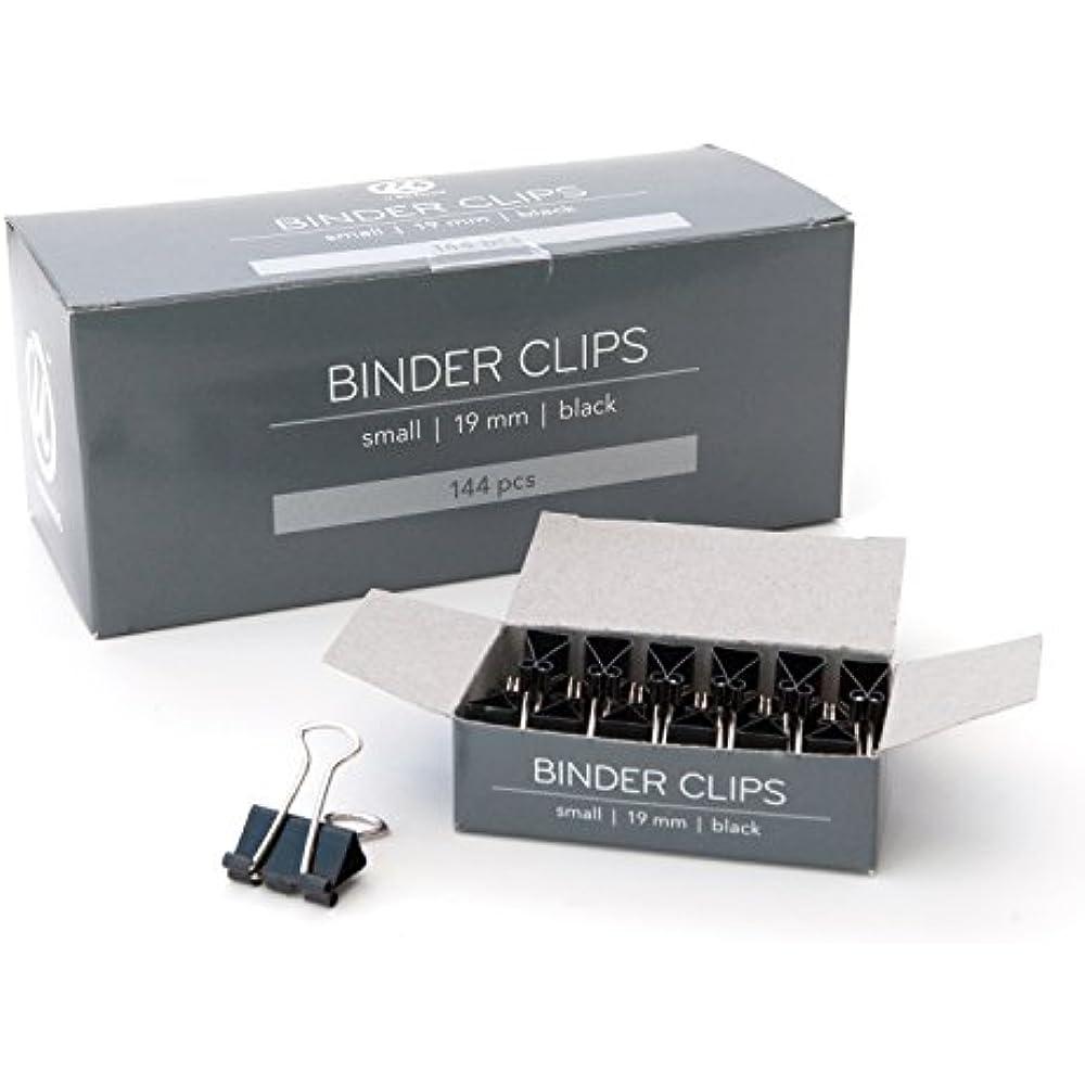 U Brands Binder Clips, Small 3/4-Inch Width, 1/3-Inch