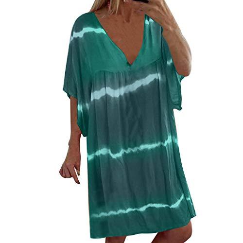 Dressin Plus Size Midi Dress Women Summer Plus