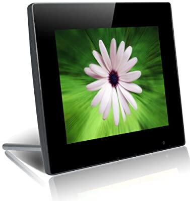 NIX 10.4 inch Digital Photo Frame with Motion Sensor & 4GB USB Memory Drive - X10E
