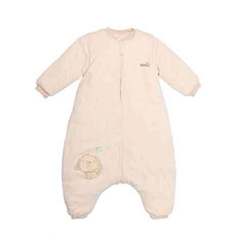 Saco de Dormir para Bebés Recién Nacidos, Mamelucos del Mono para Bebés En el Otoño