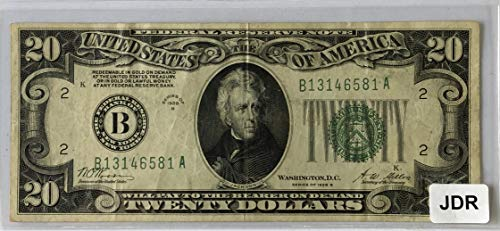 Dollar Federal Reserve Note - 4