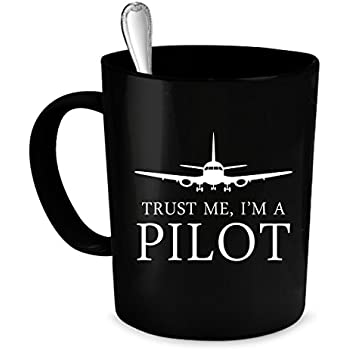 Pilot Coffee Mug 11 oz.