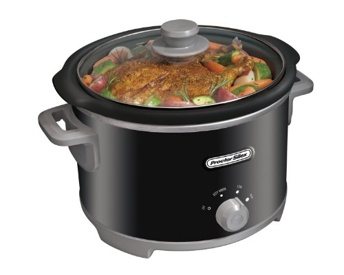 (Proctor-Silex 33043 4-Quart Slow Cooker)