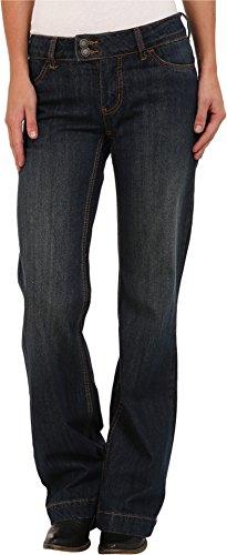 Stetson Women's 214 City Trouser, Blue, 18 X 33