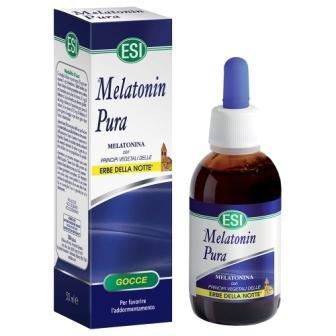 ESI Melatonina Pura Las gotas de con hierbas de la noche: Amazon.es ...