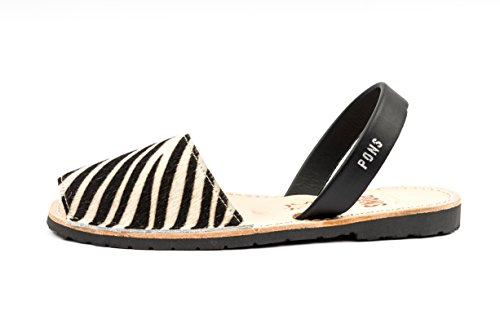 Avarca Classic Pons Style Prints Animal Zebra 513 HSqdq