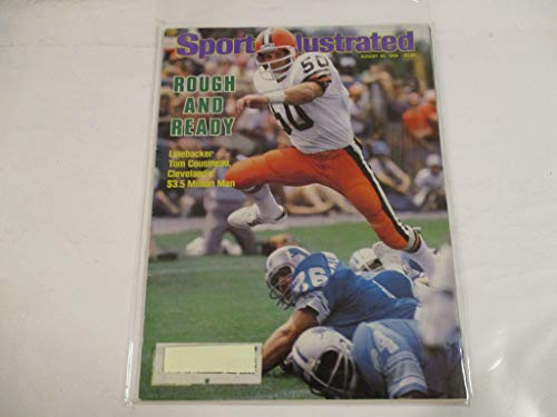 AUGUST 30, 1982 SPORTS ILLUSTRATED FEATURING
