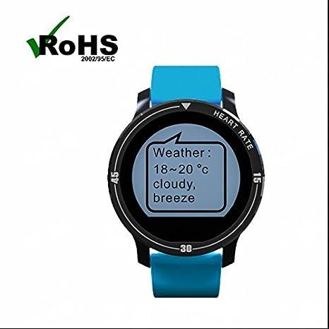 Fitness Tracker Sport Best Fitness Deporte Reloj Smart Watch Reloj de pulsera, Heart Rate Monitor