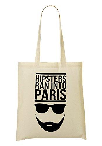 Hipsters Ran Into Bolso De Mano Bolsa De La Compra
