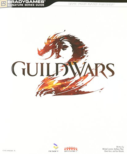 Price comparison product image Brady Guides Guild Wars 2 Signature Series Guide (video Game Accessories)