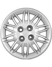 Calota Universal Design Fiat Aro 15 Modelo Idea Atractive 11/ Punto Fixacao Parafuso Grid 045Cpptau.