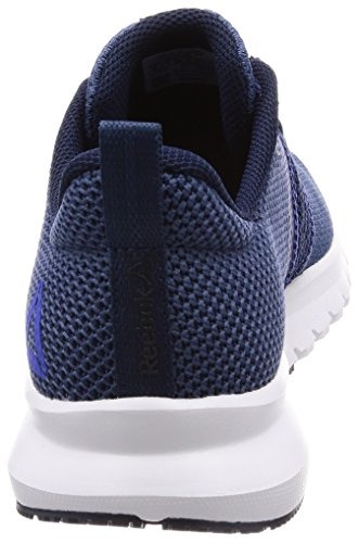 Noir Bluecollegiate Reebok Navyacid Rush Running Bluewhite Chaussures Lite Fonc Blanc Gris de Print Washed Homme Bleu ww0qCgH