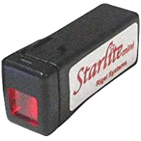 Rigel Systems Skylite Mini, Switchable 2-Red / 2-White LED Flashlight