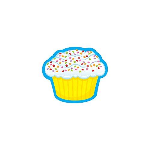 TREND enterprises, Inc. Confetti Cupcake Mini Accents, 36 ct