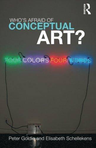 Who's Afraid Of Conceptual Art?