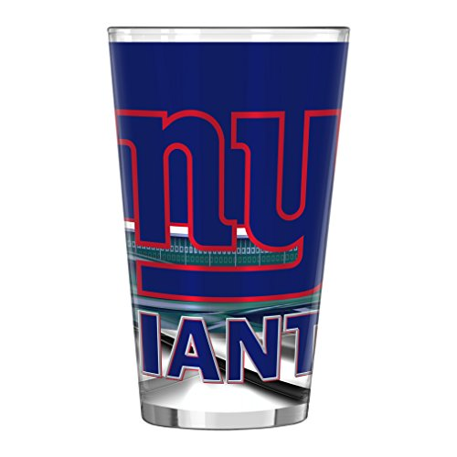 Glass York Giants New - NFL New York Giants Field Pint, 16-ounce