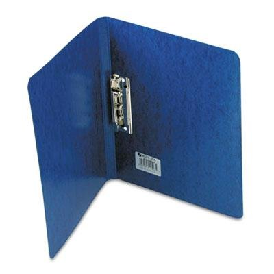 Acco - 4 Pack - Presstex Grip Punchless Binder With Spring-Action Clamp 5/8'' Cap Dark Blue ''Product Category: Binders & Binding Systems/Binders''