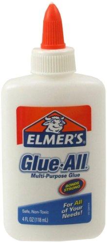 Elmer's All Multipurpose White Glue, 4 oz. (E372)