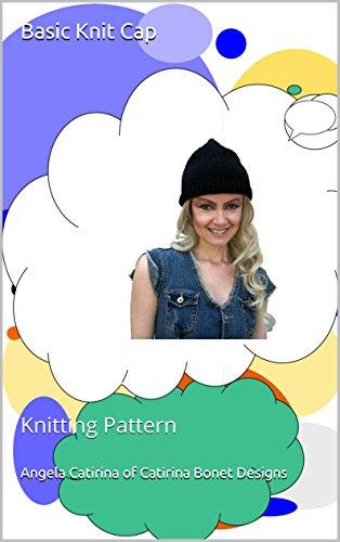 Basic Knit Cap: Knitting Pattern