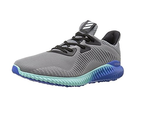 sale retailer 161bc 25227 Galleon - Adidas Performance Mens Alphabounce 1 M Running Shoe, GreyLight  OnixOcean, 13 M US