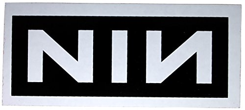 Nine Inch Nails Stickers - 2