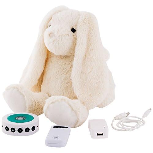 PRINCE LIONHEART Tummy Sleep Bunny Écru