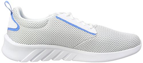 Sneaker K-swiss Mens Aeronaut Bianco / Blu Intenso