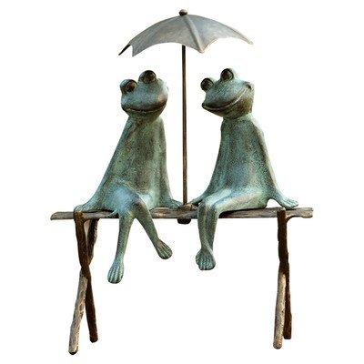 SPI Home 33317 Frog Lovers Garden ()