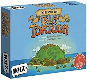 DMZ GAMES- Juego de Mesa, Color Azul (DMZ1005): Amazon.es ...
