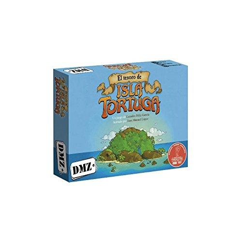 DMZ GAMES DMZ1005 Juego de Mesa Color Azul