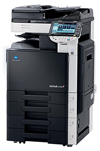 (Konica Minolta Bizhub C360 Copier Printer Scanner Fax)