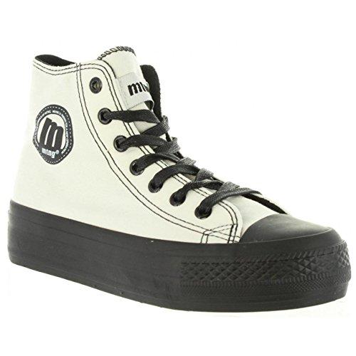 Sneaker für Damen MTNG 69577 I222 CANVAS BLANCO