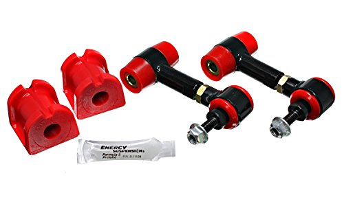 Energy Suspension 19.5106R Rear SWAY BAR Bushing SET-16mm