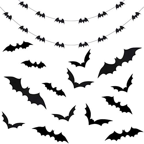 Top recommendation for paper bats halloween decor