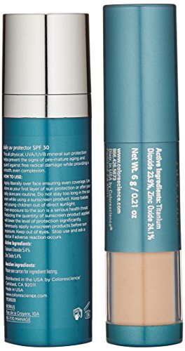 Colorescience Sunscreen Daily UV Essentials - Whipped Mineral Sunscreen and Brush-On Sunscreen Powder by Colorescience (Image #7)