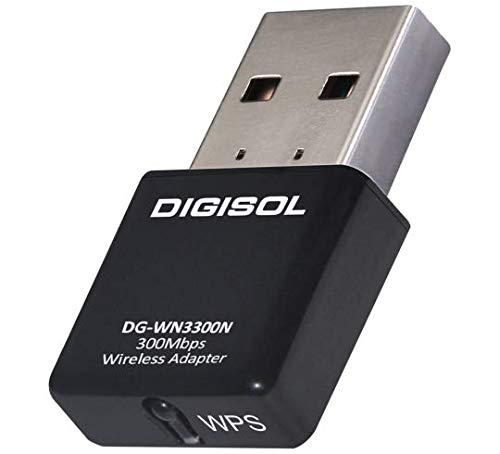 Digisol Wireless USB Adapter DG WN3300N