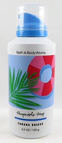 Bath and Body Works Shapeable Soap Cabana Breeze 4.2 Ounce