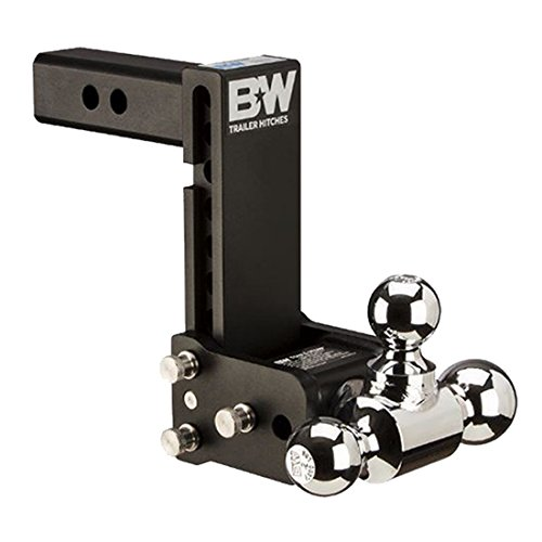B&W TS10049B Tow and Stow Magnum Receiver Hitch Ball ()