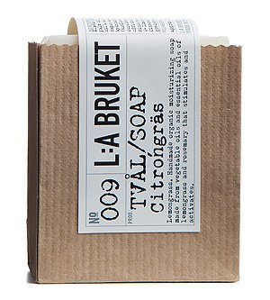 No. 009 Lemongrass Bar Soap 120 g by L:A Bruket by L:A Bruket