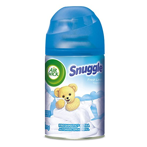 Refill Automatic Spray, Snuggle Fresh Linen, 6.17oz, Air Freshener ()
