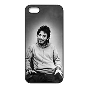 iPhone 5 5s Cell Phone Case Black Bruce Springsteen hbch