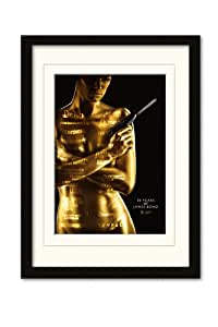 James Bond James Bond 50th Anniversary A3 Framed and Mounted Print