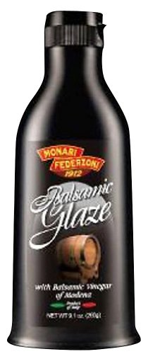 Monari Federzoni Balsamic Glaze Sauce, 8.5 Ounce -- 6 per case. Monari Balsamic Glaze