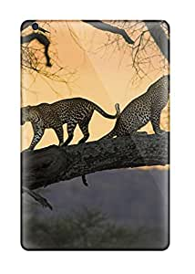 New Style Premium Ipad Mini 2 Case - Protective Skin - High Quality For Leopard