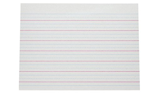 Pacon Multi-Program Handwriting Paper, 10 1/2
