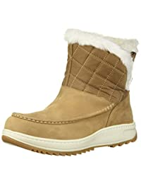 Sperry Womens Powder Altona Quilted Nylon Boots