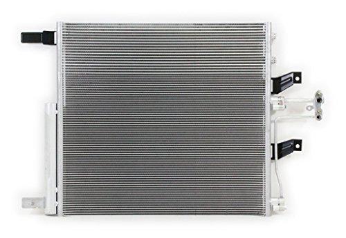 A-C Condenser - Pacific Best Inc For/Fit 4436 12-16 Dodge RAM 1500 4.7L/5.7L 12-13 Dodge RAM 2500 5.7L 13-13 RAM 3500 5.7L w/Receiver & Drier (Condenser 1500 Dodge A/c Ram)